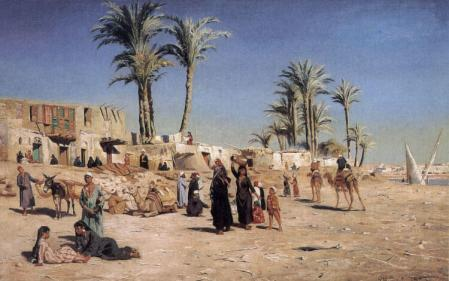 Peder-Mork-Monsted-In-the-outskirts-of-Cairo